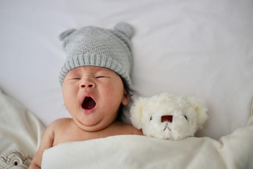 bébé exposé tabac